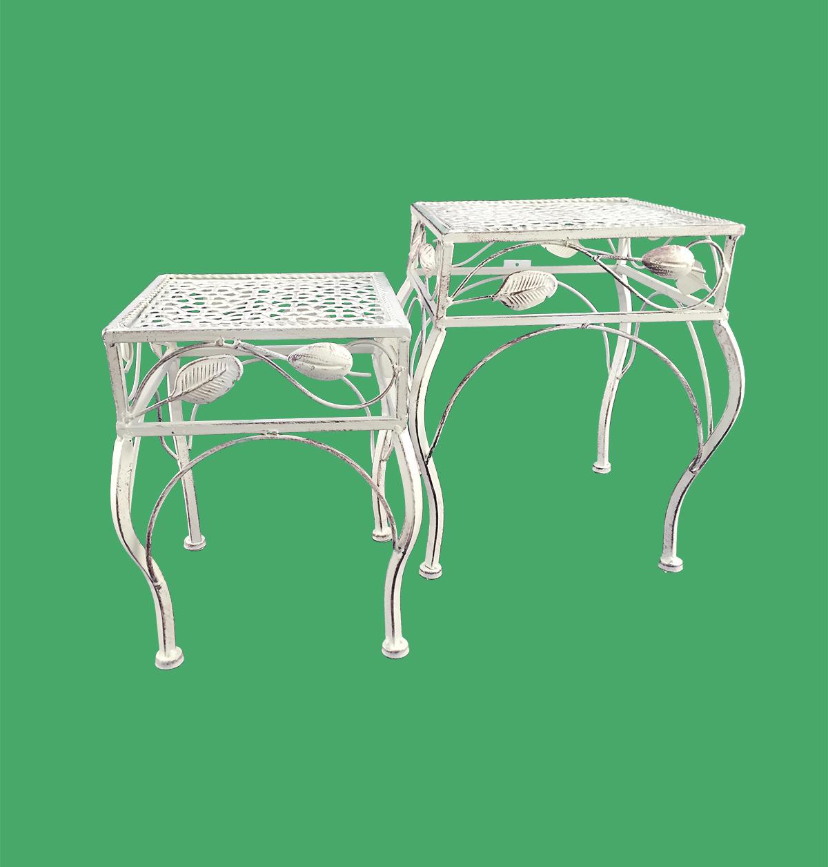 Gartentisch beistelltisch dekor garten for Dekor garten schirrle