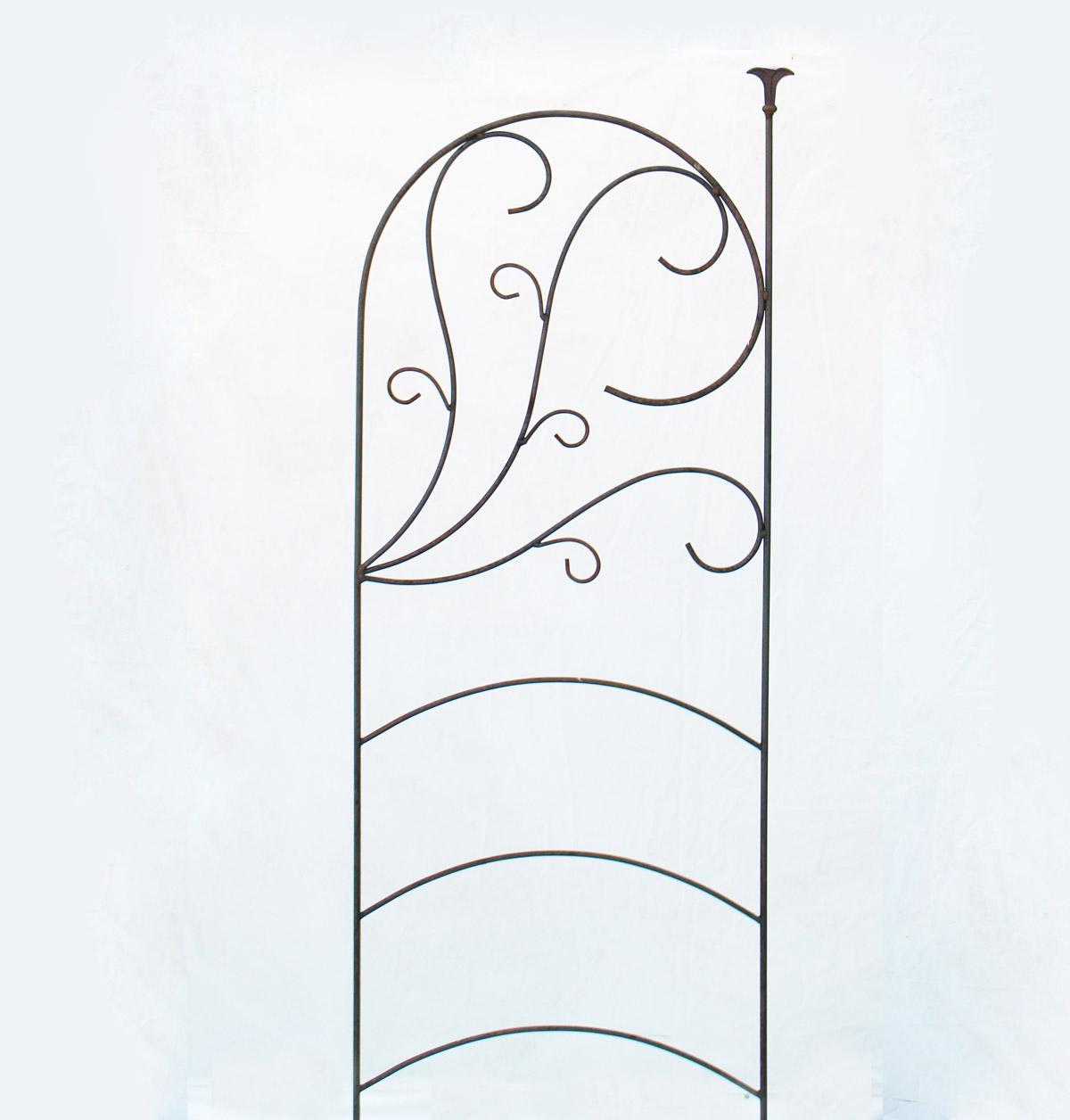 Romantisches gartengitter dekor garten for Dekor garten schirrle