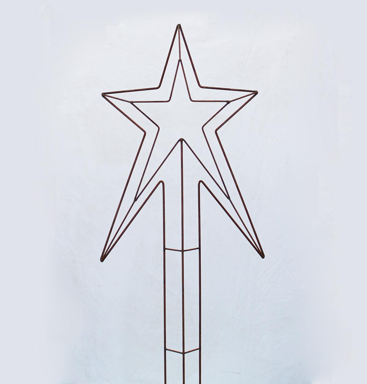 Sternstecker dekor garten for Dekor garten schirrle